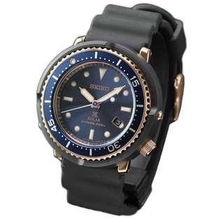 限量版 Seiko Prospex 200M Diver Solar STBR008 Watch