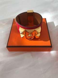 🚚 Authentic Hermes CDC bracelet S