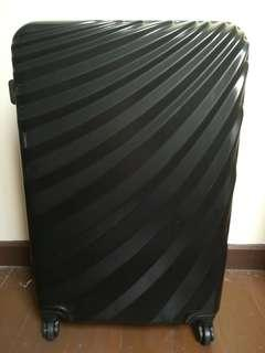 28'' Black Luggage Bag
