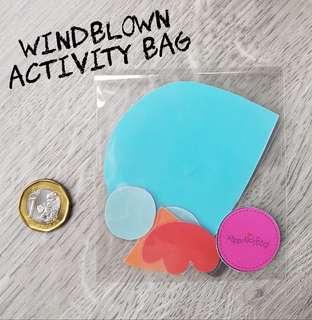 🚚 Windblown Activity Bag