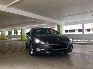 Peugeot 508 1.6 Auto Turbo Allure Plus