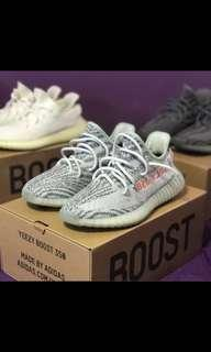 Yeezys Blue Tints US 9