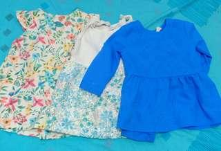 Zara, Gingersnaps, Little Miss Dress Bundle