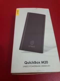 Power Bank 20.000mAh Real Capacity