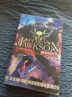 🚚 Percy Jackson