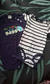 🚚 Baby Romper (free normal mail)