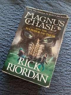 🚚 Magnus Chase