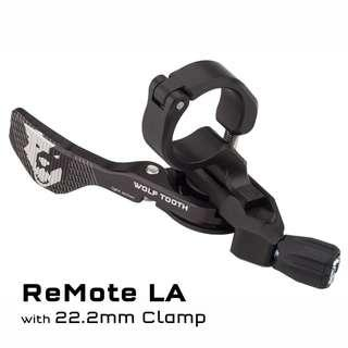 Wolftooth remote light action