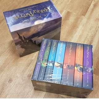 Harry Potter - The Complete Collection (7 Books - Paperback)