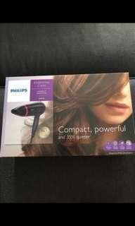 Phillips hairdryer 1600w