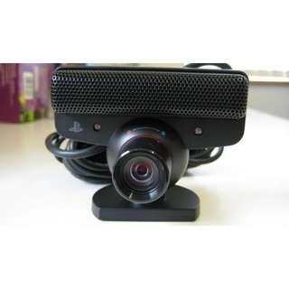 Ps3 Acc Eye Camera with EyeCreate ORIGINAL (Used)