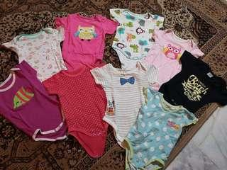Rompers / Baby Rompers / Baby Clothes / Baby Girl / Baby Boy / Baju Budak / Rompers Budak / Baju Kanak-kanak / Baju Bayi / Kids Clothing / Baby Boy Clothing / Baby Girl Clothing
