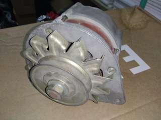 Saab alternator rare parts