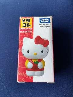 Takara Tomy Hello Kitty metal figure collection (red)