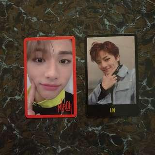 [WTT] STRAY KIDS MIROH OFFICIAL PHOTOCARD