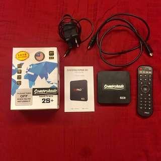 EVPAD 2s+ Somershade 4K Smart TV Box