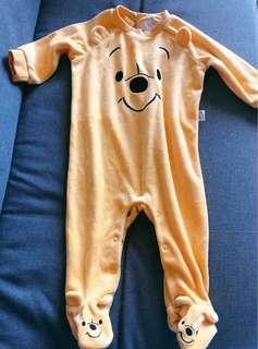 Brand new H&M Disney Baby Pajamas