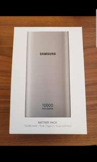 Samsung portable battery pack (fast charge)
