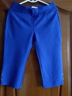 New blue Pants