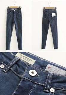 美國 AG legging 牛仔褲 鉛筆褲 360 Hollister frame Jeans