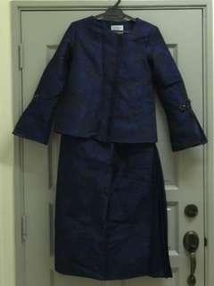 Altelia Amani x Fazura Raya Collection 2018 Baju Kurung