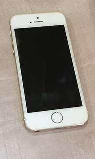 iPhone 5S 16 GB Gold ( Fully Working Condition)