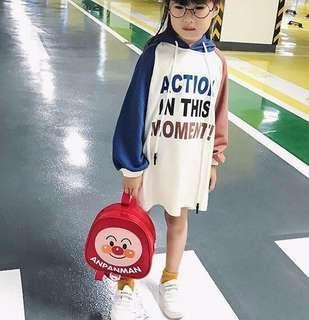 🚚 兒童麵包超人防走失背包