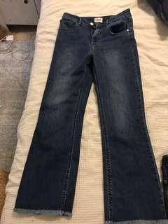 Seed brand jeans