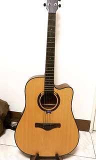 🚚 DOTCH木吉他  野餐必備