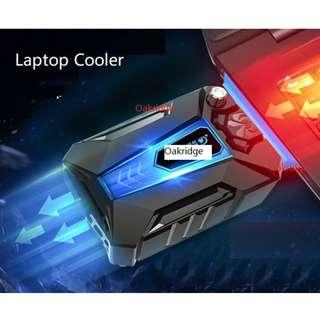 Laptop USB Cooler, Exhaust suction cooling