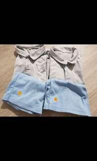 🚚 Star learners girls uniform