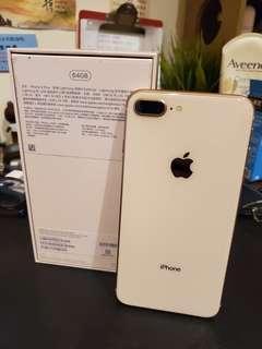 iPhone 8 Plus 64G (2018)