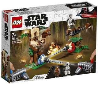 Lego star wars 75238 Action Battle Endor Assault 同系列 75239 75261 75243 75262 75258