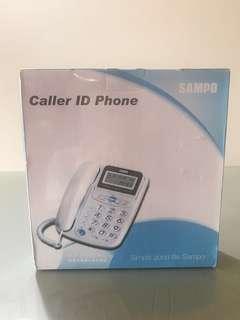 聲寶來電顯示有線電話