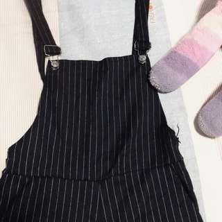 Black Stripes overall