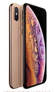 WTB IPHONE XS 256 GOLD BRAND NEW