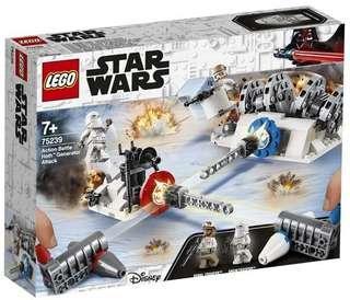 Lego star wars 75239 Hoth Generator Attack 同系 75261 75243 75262 75258 75242