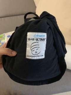 Baby K Tan - M size Black colour
