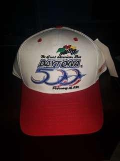 Nos daytona 500 hats cap snapback with tag
