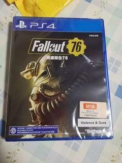 🚚 Fallout 76