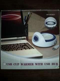 🚚 USB cup warmer