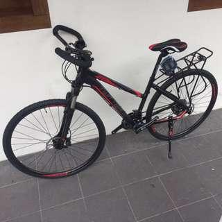 Twitter Hybrid Touring Bike, Clearance offer!