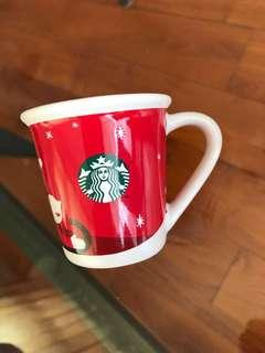 Brand new Starbucks Xmas limited edition expresso cup