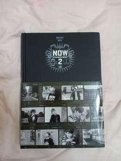 BTS NOW 2 Photobook: Europe & America (LIMITED EDITION)