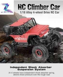 Rc Car Crawler