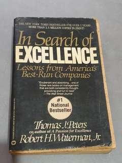 English Book - Buku - Excellence