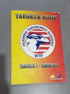 Taekwondo - Taegeuk