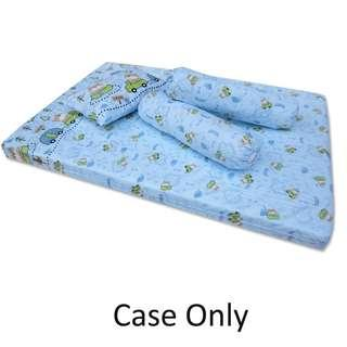 Bumble bee Travel Mattress Set Cover in Bear's Trekking Trip (case only)