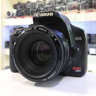 Canon 450d Kit set