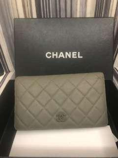 Chanel Wallet有貼無卡💯%real 98%new